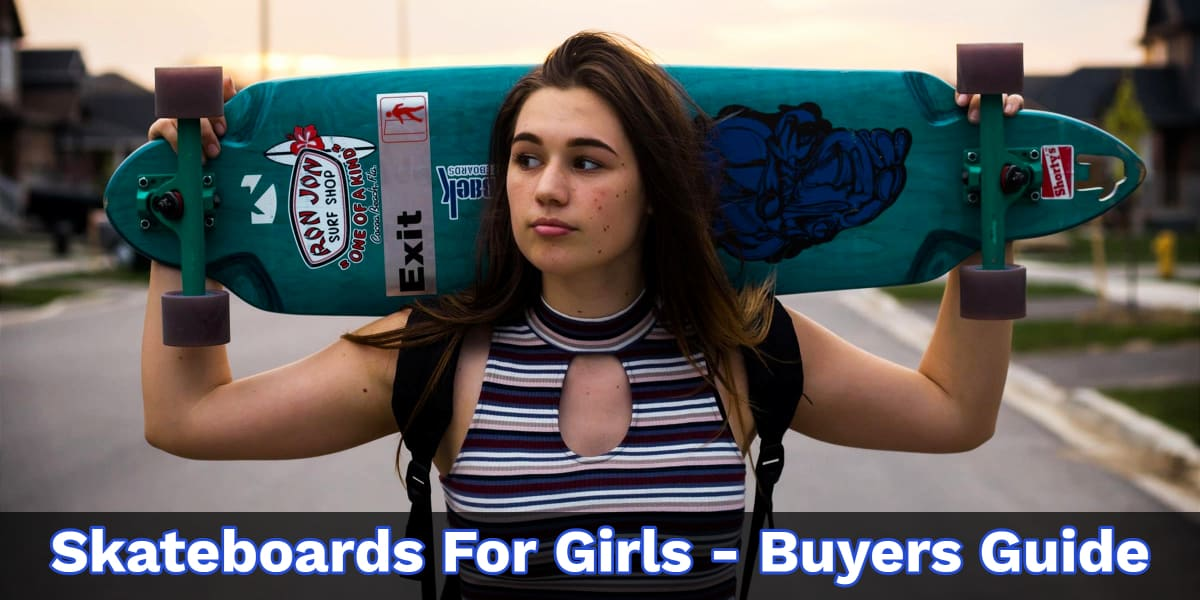 top skatebords for females