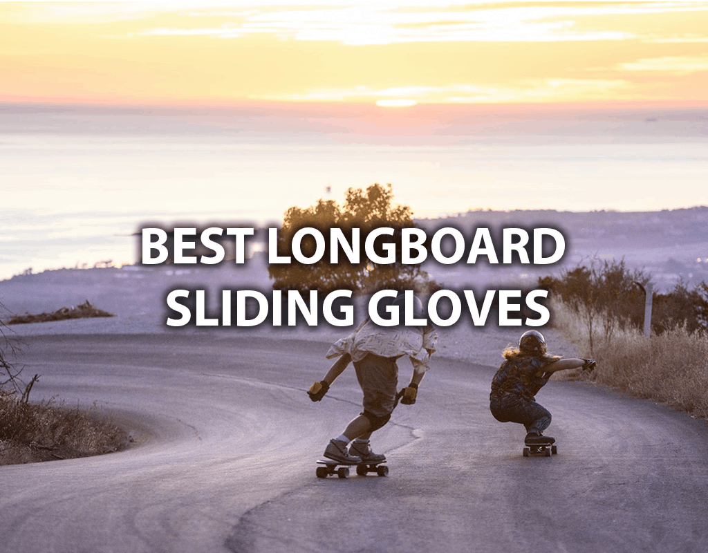 long board slide gloves