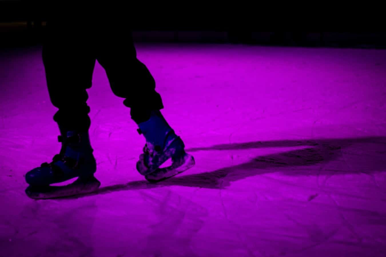 how to ice skate faster